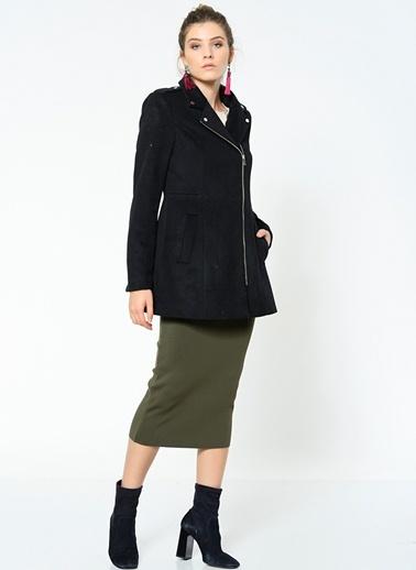 Yün Palto-Vero Moda